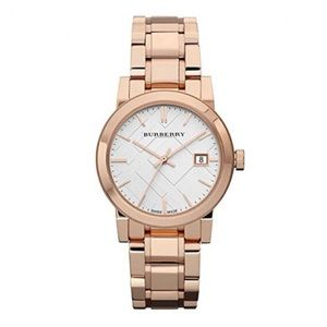 Burberry BU9004 Rose Gold Watch